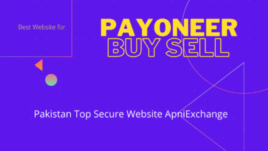 Buy Payoneer Dollars in Pakistan