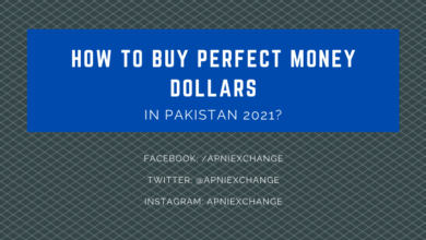 How to Buy Perfect Money Dollars in Pakistan 2021?