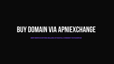 Buy Domain in Pakistan through Apni Exchang