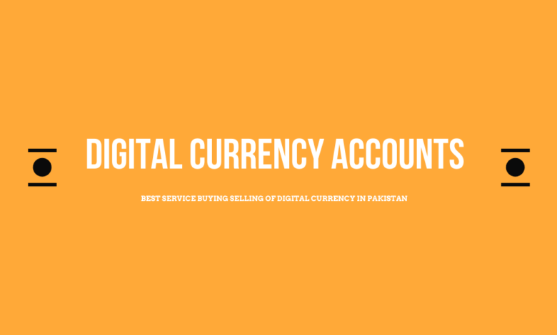 Get Verified and Trusted Digital Currency Account in Pakistan 2021